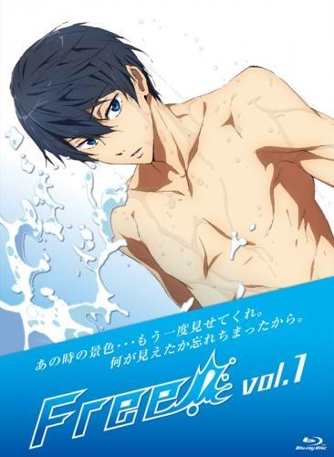 【Blu-ray】TV アニメ Free! 1 サブ画像2