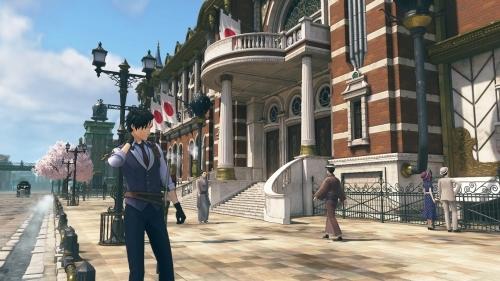 【PS4】新サクラ大戦 サブ画像5
