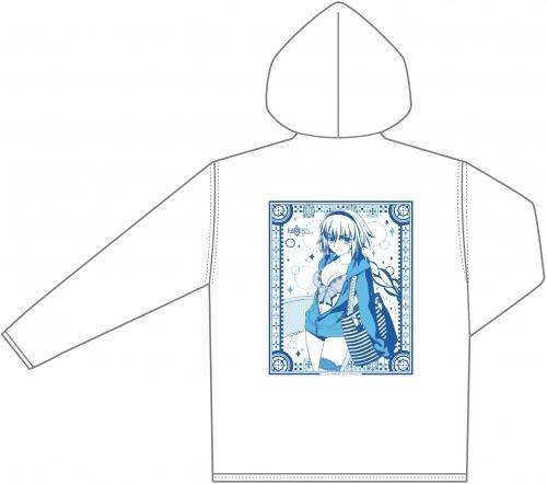 【グッズ-ウィンドブレーカー】Fate/Grand Order サマーパーカー 「アーチャー/ジャンヌ・ダルク」  【アフターコミケ96】 サブ画像2
