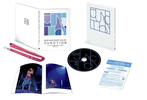 "【Blu-ray】HAYAMI SAORI Concert Tour 2019 ""JUNCTION"" at 東京国際フォーラム/早見沙織 【数量限定生産版】 サブ画像2"