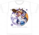 Fate/Grand Order フルカラーメンズTシャツ「ランサー/玉藻の前」 【アフターコミケ92】