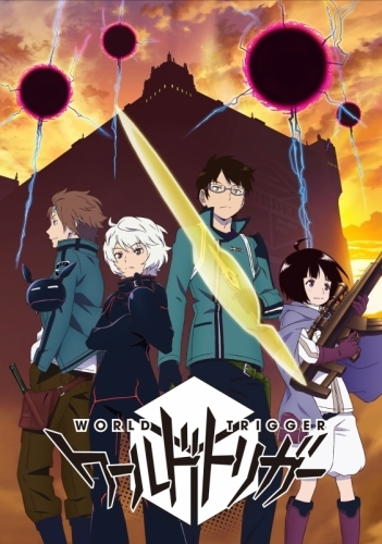 【DVD】TV ワールドトリガー VOL.20