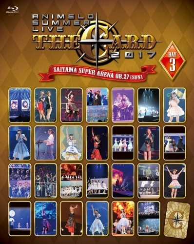 【Blu-ray】Animelo Summer Live 2017-THE CARD-8.27