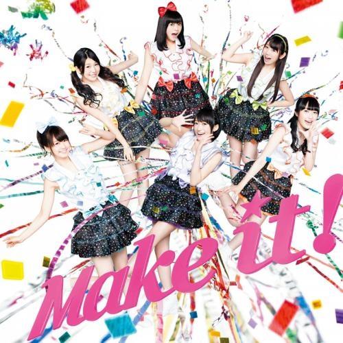 【主題歌】TV プリパラ OP「Make it!」/i☆Ris DVD付