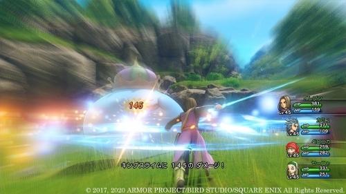 【PS4】ドラゴンクエストXI 過ぎ去りし時を求めて S サブ画像2