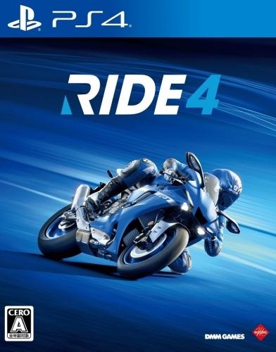 【PS4】RIDE 4