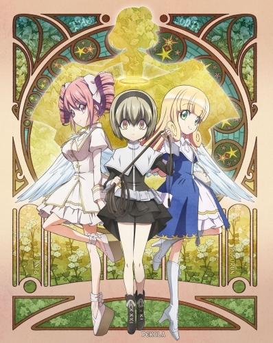 【Blu-ray】 TV 邪神ちゃんドロップキック'Blu-ray Vol.2 【完全生産限定版】