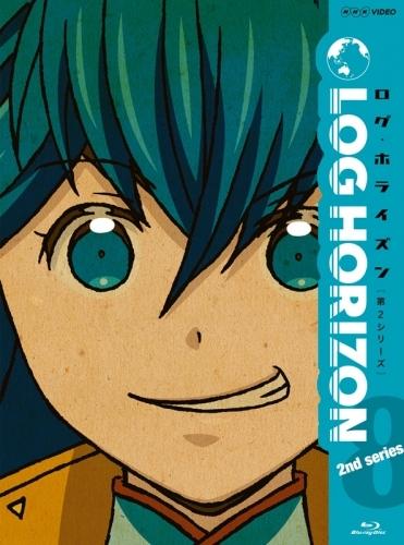 【Blu-ray】TV ログ・ホライズン 第2シリーズ 8