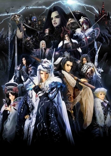 【Blu-ray】TV Thunderbolt Fantasy 東離劍遊紀 4 完全生産限定版