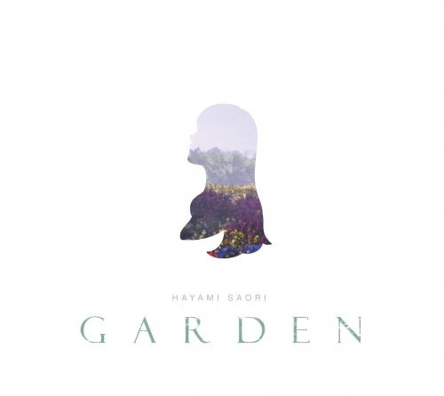 【アルバム】「GARDEN」/早見沙織 【CD+Blu-ray盤】
