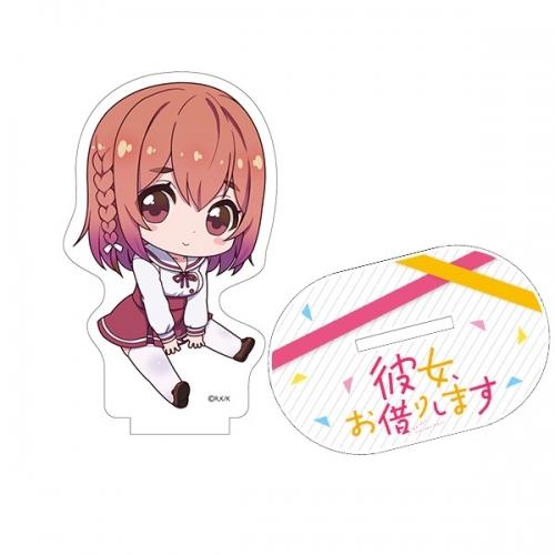 【グッズ-スタンドポップ】彼女、お借りします ぺたん娘アクリルフィギュア 桜沢墨