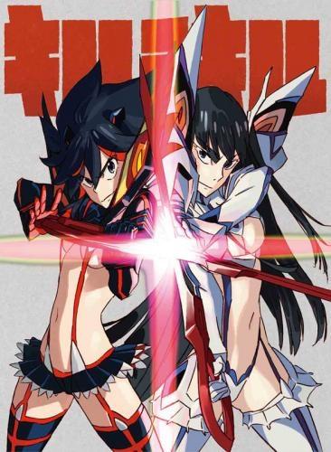 【DVD】TV キルラキル 8  完全生産限定版 サブ画像2