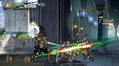【PS4】グランブルーファンタジー ヴァーサス プレミアムエディション サブ画像4