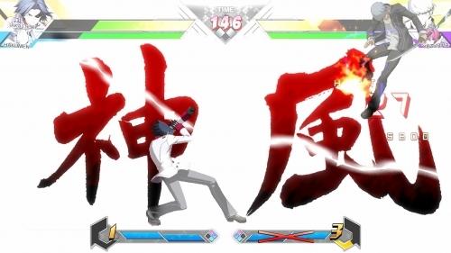 【NS】BLAZBLUE CROSS TAG BATTLE Special Edition サブ画像5