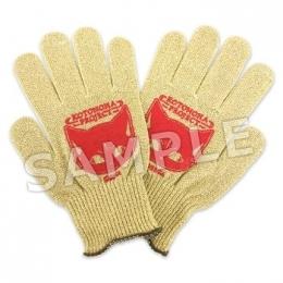 『言ノ葉プロジェクト ~詠唱集~』オリジナル手袋(ゴールド)