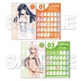 電撃文庫 卓上カレンダー2018