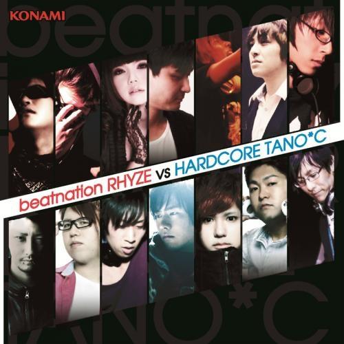【アルバム】beatnation RHYZE vs HARDCORE TANO*C