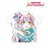 バンドリ! ガールズバンドパーティ! Ani-Art フルグラフィックTシャツ 湊友希那 (Roselia)/ユニセックス(サイズ/XL)