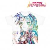 バンドリ! ガールズバンドパーティ! Ani-Art フルグラフィックTシャツ 氷川紗夜 (Roselia)/ユニセックス(サイズ/S)