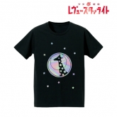 少女☆歌劇 レヴュースタァライト ホログラムTシャツ/レディース(サイズ/XL)