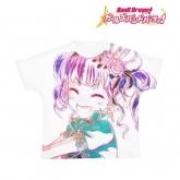 バンドリ! ガールズバンドパーティ! Ani-Art フルグラフィックTシャツ 宇田川あこ (Roselia)/ユニセックス(サイズ/L)