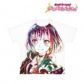 バンドリ! ガールズバンドパーティ! Ani-Art フルグラフィックTシャツ 美竹蘭 (Afterglow)/ユニセックス(サイズ/M)