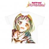 バンドリ! ガールズバンドパーティ! Ani-Art フルグラフィックTシャツ 羽沢つぐみ (Afterglow)/ユニセックス(サイズ/L)