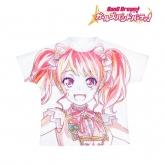 バンドリ! ガールズバンドパーティ! Ani-Art フルグラフィックTシャツ 丸山彩 (Pastel*Palettes)/ユニセックス(サイズ/L)
