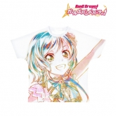 バンドリ! ガールズバンドパーティ! Ani-Art フルグラフィックTシャツ 氷川日菜 (Pastel*Palettes)/ユニセックス(サイズ/M)