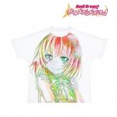 バンドリ! ガールズバンドパーティ! Ani-Art フルグラフィックTシャツ 大和麻弥 (Pastel*Palettes)/ユニセックス(サイズ/XL)