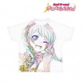 バンドリ! ガールズバンドパーティ! Ani-Art フルグラフィックTシャツ 若宮イヴ (Pastel*Palettes)/ユニセックス(サイズ/XL)