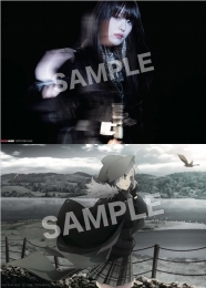 オリジナル・ポストカード2枚組 (ゲーマーズVer.)