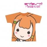 ラブライブ!サンシャイン!! フルグラフィックTシャツ(高海千歌)/ユニセックス(サイズ/XL) 【再販】