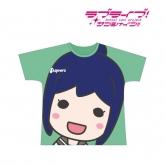 ラブライブ!サンシャイン!! フルグラフィックTシャツ(松浦果南)/ユニセックス(サイズ/XL) 【再販】