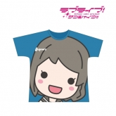 ラブライブ!サンシャイン!! フルグラフィックTシャツ(渡辺 曜)/ユニセックス(サイズ/S) 【再販】