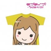 ラブライブ!サンシャイン!! フルグラフィックTシャツ(国木田花丸)/ユニセックス(サイズ/XL) 【再販】