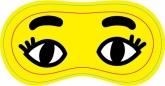 逢田梨香子のまるごとりかこ まるごアイマスク