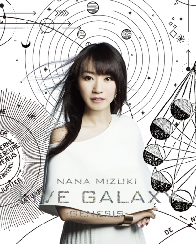 【Blu-ray】水樹奈々/NANA MIZUKI LIVE GALAXY 2016 -GENESIS-