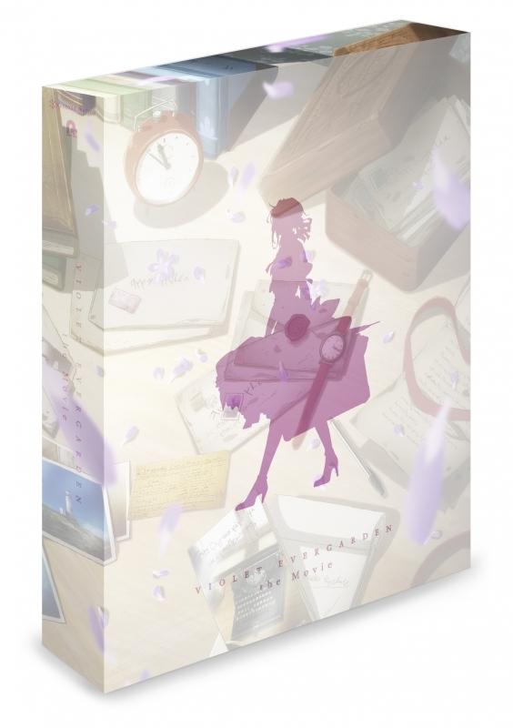 【Blu-ray】劇場版 ヴァイオレット・エヴァーガーデン 【通常版】 サブ画像3