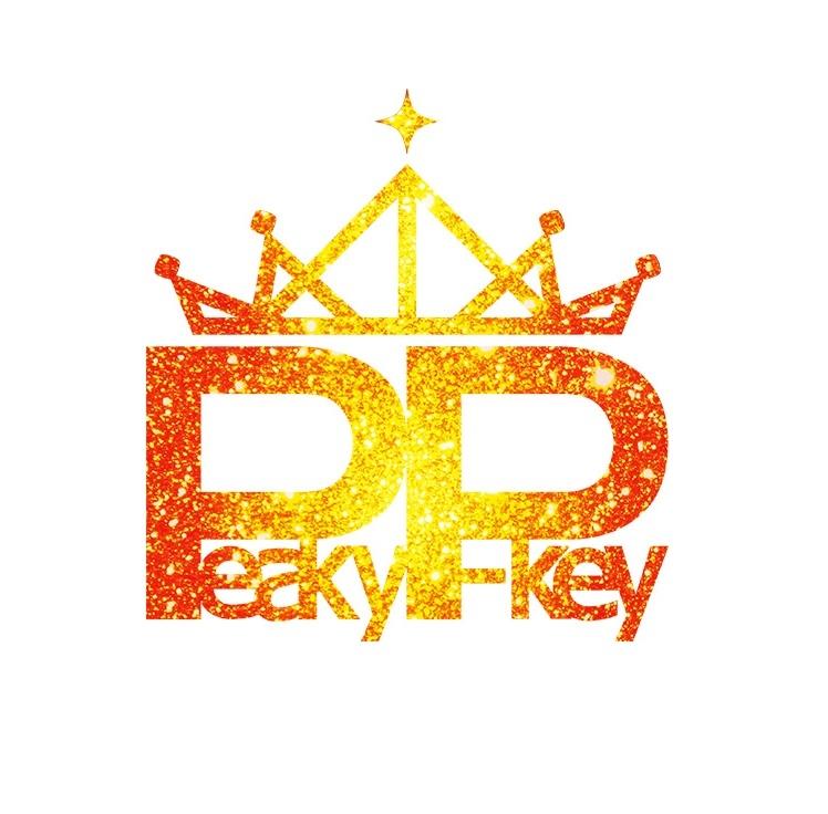 【マキシシングル】D4DJ 「最頂点Peaky&Peaky!!」/Peaky P-key 【Blu-ray付生産限定盤】