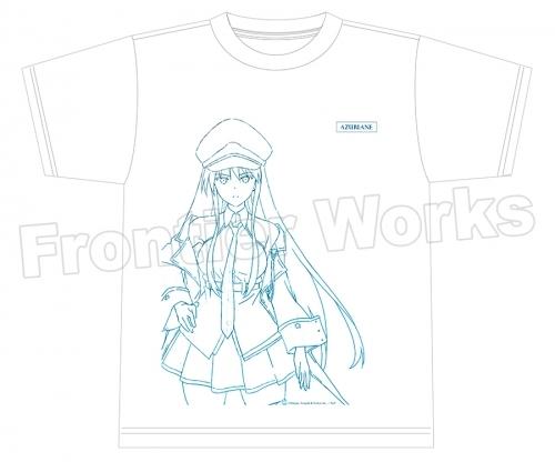 【グッズ-Tシャツ】アズールレーン Tシャツ(エンタープライズ)