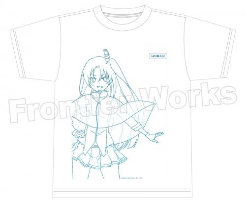 【グッズ-Tシャツ】アズールレーン Tシャツ(クリーブランド)