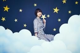花澤香菜 1stシングル「Moonlight Magic」発売記念 ポスター掲出&抽選会画像