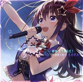 【アルバム】「ON STAGE!」/ときのそら 【通常盤】CD
