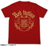 Fate/Apocrypha 赤の陣営Tシャツ/RED-L