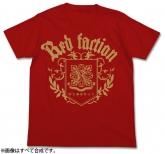 Fate/Apocrypha 赤の陣営Tシャツ/RED-XL