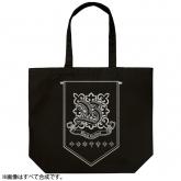 Fate/Apocrypha 黒の陣営ラージトート/BLACK