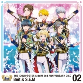 THE IDOLM@STER SideM 2nd ANNIVERSARY DISC 02 Beit & S.E.M