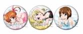 魔法少女リリカルなのは Detonation 缶バッジ3個セット付き 前売り券