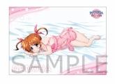 魔法少女リリカルなのは Detonation B2サイズクリアポスター(なのは) 付き 前売り券